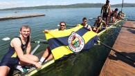 Fenerbahçe Kürek Takımı'nın tişörtleri sosyal medyayı salladı
