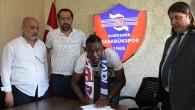 Kardemir Karabükspor'a Kamerunlu forvet