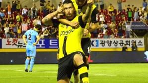 Adanaspor aradığı golcüyü Kore'de buldu!