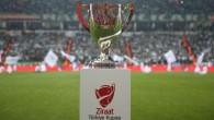 Ziraat Türkiye Kupası'nda 1. tur programı belli oldu