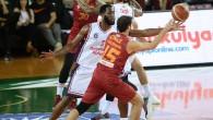 Bahçeşehir Basketbol, Galatasaray'ı devirdi