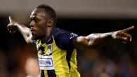 Usain Bolt'tan iki gol!