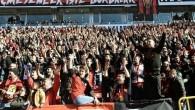 Eskişehirspor'da biletler minik taraftarlara 1 lira