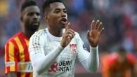 Sivasspor'dan Robinho'ya 2 yıllık sözleşme