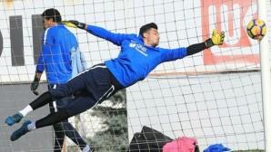 Galatasaray maçında kaleyi o koruyacak!
