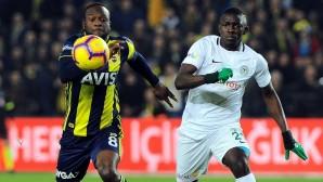 Konyasporlu Fofana'dan Fenerbahçe açıklaması