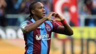 Trabzonspor, Hugo Rodallega'nın sözleşmesini uzatıyor