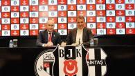 İşte Beşiktaş'ın yeni sponsoru