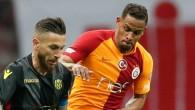 Galatasaray'da Fernando şaşkınlığı