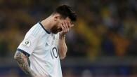 Messi'nin milli kabusu
