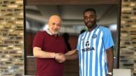 Adana Demirspor'a Gambiyalı sağ kanat