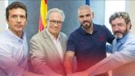 Victor Valdes, Barcelona'ya geri döndü!