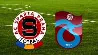 Sparta Prag-Trabzonspor maçı saat kaçta, hangi kanalda?