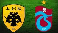 AEK – Trabzonspor maçı hangi kanalda, saat kaçta?