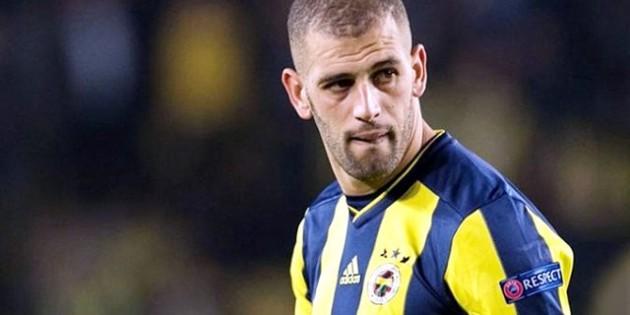 Monaco, Radamel Falcao yerine Islam Slimani'yi alıyor