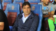 Trabzonspor'da Ünal Karaman 'Plaka' maçına çıkacak!