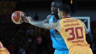 Galatasaray son çeyrek durdu, Telekom kazandı