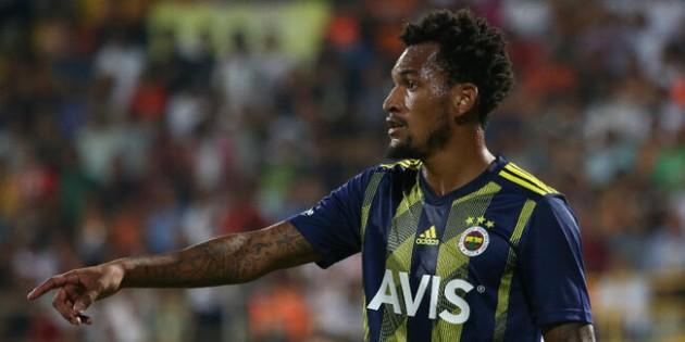 Fenerbahçeli futbolcu Jailson'a sürpriz talip!