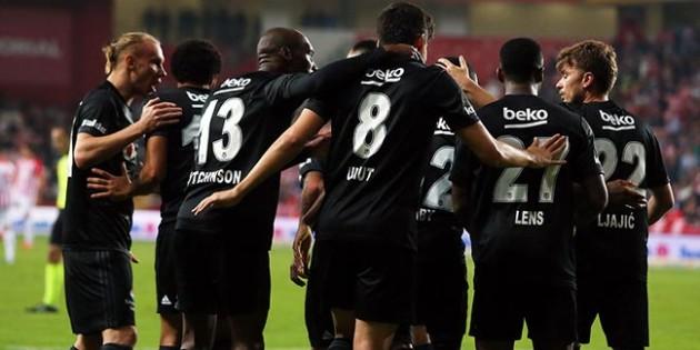 Beşiktaş 5 haftada dipten zirveye!