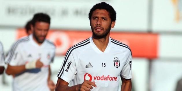Beşiktaş'tan Elneny için transfer teklifi