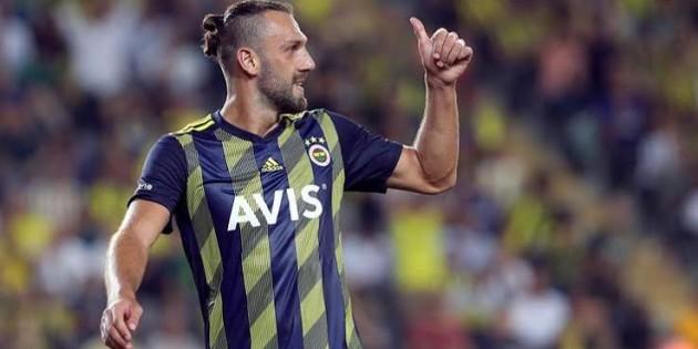 Fenerbahçe'nin başarısında Vedat Muriqi'in dikkat çeken istatistiği!