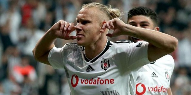 Beşiktaş, Domagoj Vida için kararını verdi