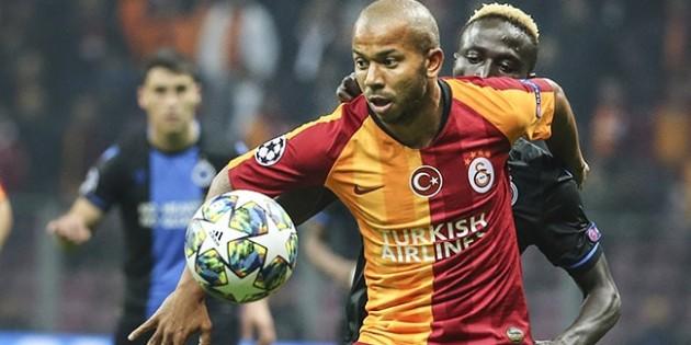 Galatasaraylı Mariano'dan flaş itiraf