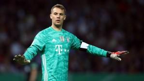 Manuel Neuer 37 yaşına kadar Bayern Münih forması giyecek