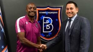 Pierre Webo transferi doğruladı!