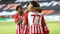 Antalyaspor'un deplasman serisi devam ediyor