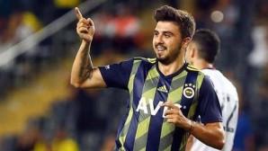Fenerbahçe'nin en hızlısı Ozan Tufan