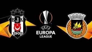 Beşiktaş – Rio Ave maçı saat kaçta, hangi kanalda?