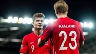 Haaland, Sörloth'un Leipzig'e transferini yorumladı!