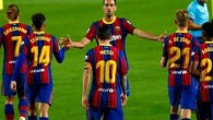 Barcelona'da 4 futbolcu sözleşme uzattı