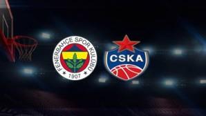 Fenerbahçe Beko – CSKA Moskova maçı hangi kanalda? Saat kaçta?