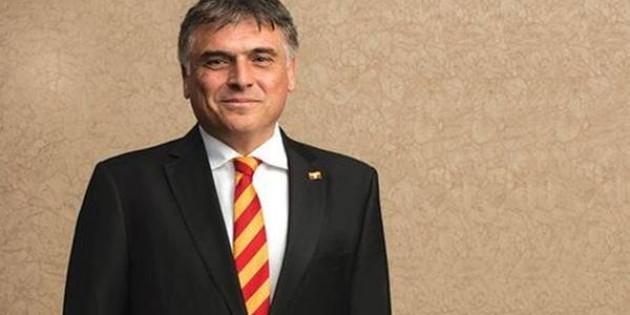 """Ali Fatinoğlu: """"Yönetim neden açıklamıyor ?"""""""