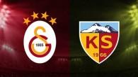 Galatasaray – Kayserispor (CANLI)