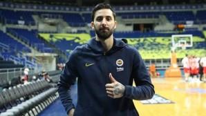 Fenerbahçe Beko'da yeni transfer sakatlandı