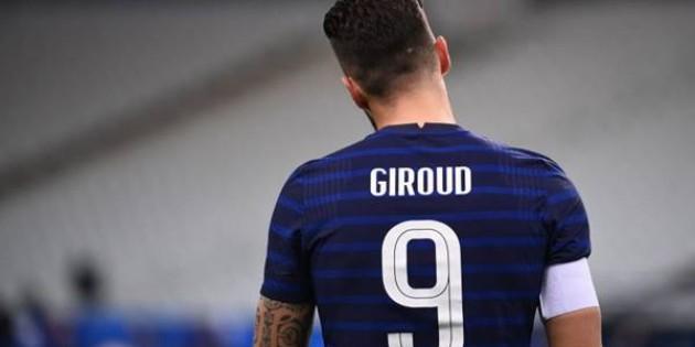 Beckham'ın yeni hedefi Olivier Giroud