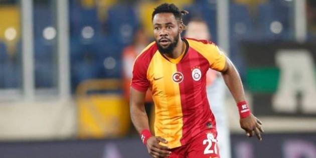 Galatasaray'da Luyindama sevinci